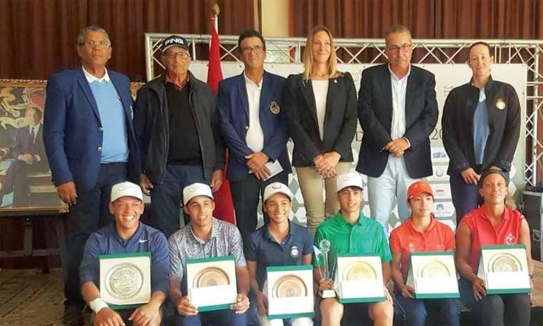 Le Grand Prix d'Agadir a enregistré de belles performances, notamment celles de Pinthier Lilas et Othman Raouzi.