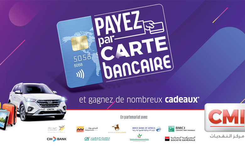 Un tirage au sort national pour encourager  le paiement pas carte