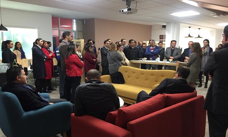 Le Technopark Casablanca ouvre son espace Coworking