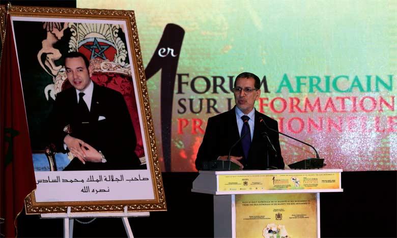 Dakhla abrite le premier Forum africain sur la formation professionnelle