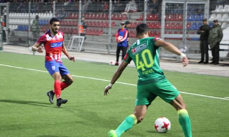 Petite victoire du MC Oujda face à Al Hoceïma, Tétouan tenu en échec par El Jadida