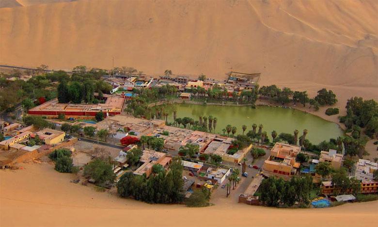 Les oasis sont des territoires d'avenir pour investir dans les énergies renouvelables.