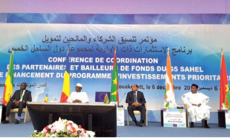 Le Maroc annonce à Nouakchott sa contribution dans le cadre du Programme d'investissements prioritaires G5 Sahel