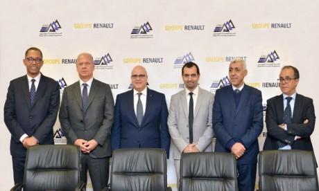 Renault Maroc soutient l'EMI