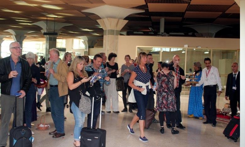 Avec le trafic de 154.497 passagers en 2018, l'aéroport Agadir Al Massira arrive en 3e position durant le mois de novembre à l'échelle nationale. Ph : DR