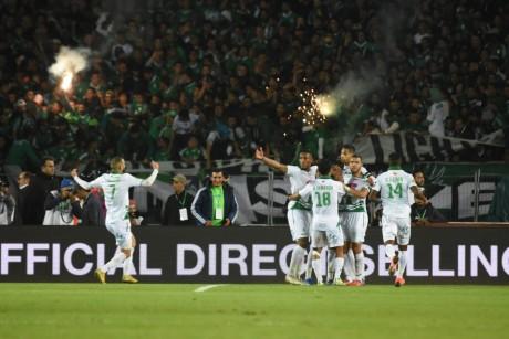 Deuxième titre historique du Raja Casablanca en Coupe de la CAF