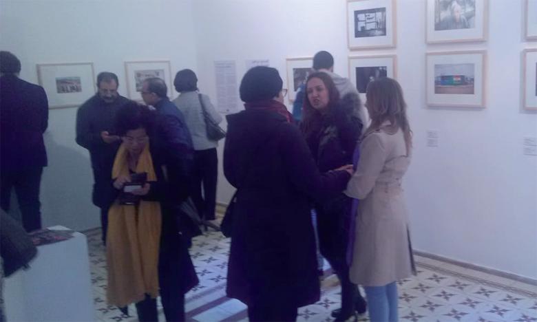 Exposition d'œuvres photographiques  de Leïla Alaoui et Camille Lepage
