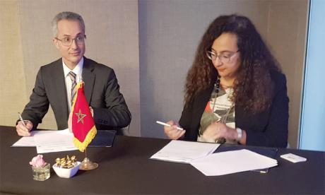 Le lancement du centre d'intelligence Focopram a eu lieu le 12 décembre à Casablanca.