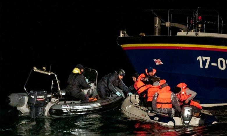 Un «plan d'action renforcé» qui sera lancé comprendra un renforcement du nombre de patrouilles et de surveillance conjointes et des efforts visant à sensibiliser les migrants aux dangers du passage de la Manche. Ph : DR
