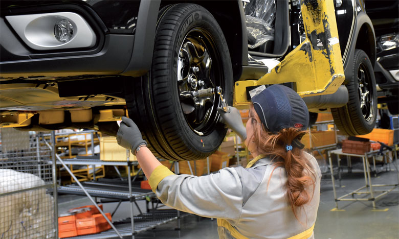 Nouvel accord Renault-Somaca : 160.000 véhicules  à produire dès 2022