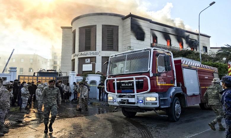 Des médias avaient rapporté mardi qu'une Marocaine figurerait parmi les victimes de l'attaque terroriste. Ph. AFP