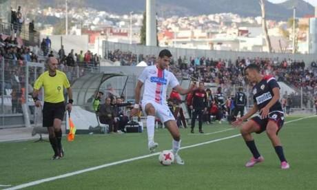 Achraf Dari offre le point du match nul au WAC face à Tétouan