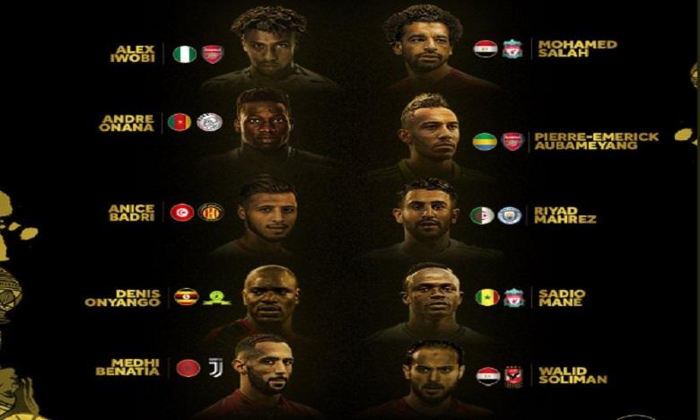 Mehdi Benatia dans la shortlist des 10 meilleurs joueurs africains
