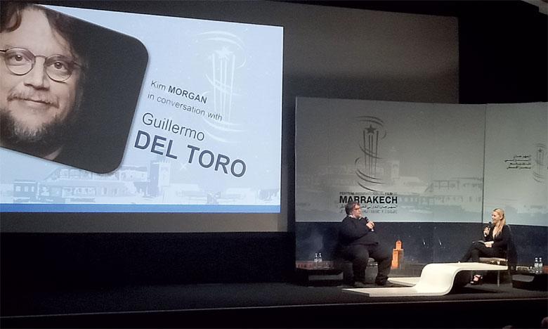 Conversation with Guillermo Del Toro