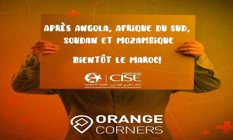 Les «Orange Corners» lancés officiellement cette semaine
