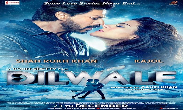 """Le film indien """"Dilwale » en salles"""