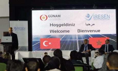 Le photovoltaïque au cœur d'une collaboration  maroco-turque