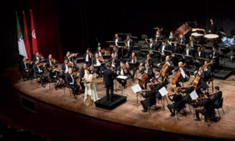 Concerts de l'Orchestre philharmonique du Maghreb