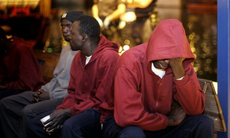 Quelque 133 migrants secourus en 3 jours par la marine royale