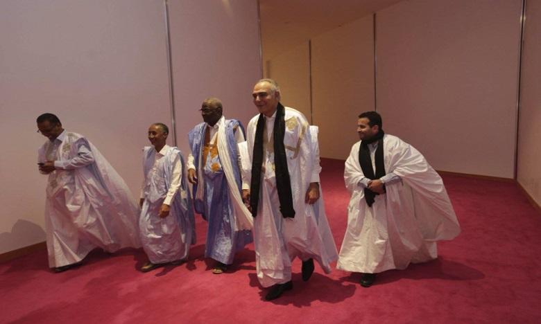 Une délégation de la CGEM, conduite par son président, Salaheddine Mezouar, effectue actuellement une visite en Mauritanie. Ph. DR