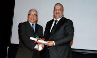 Les lauréats de la 39e édition du Prix Hassan II des manuscrits primés à Rabat