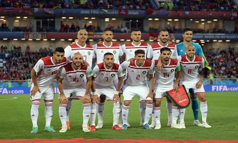 Classement FIFA : Le Maroc maintient sa position