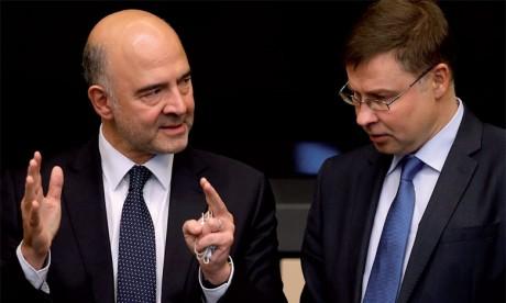 Accord verbal sur le budget2019 entre Rome et Bruxelles