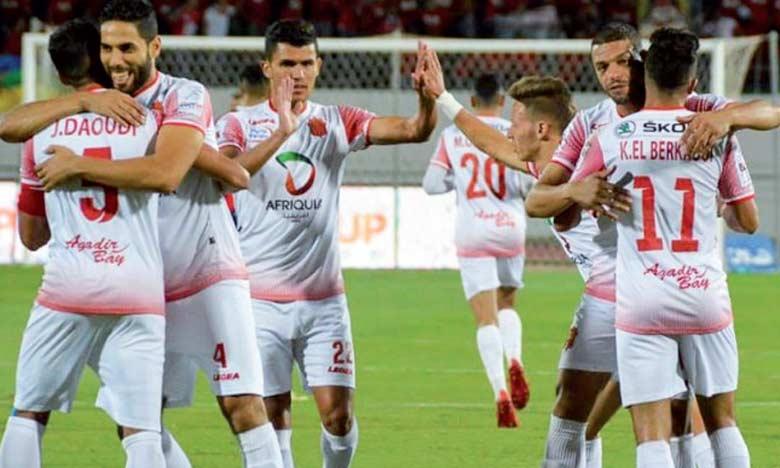Qualification dans la douleur du Hassania Agadir face à Génération Foot