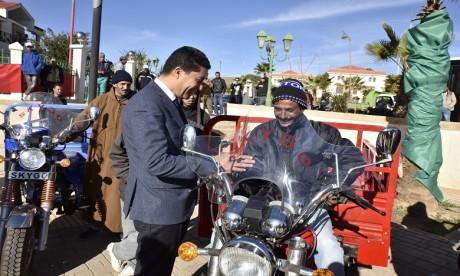 Des projets de développement lancés dans province de Jerada