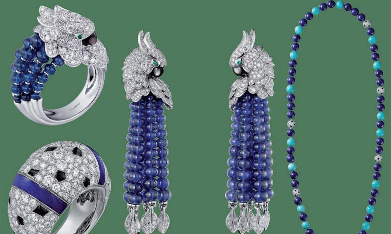 L'art de la joaillerie joint à l'art pictural au Musée Mohammed VI