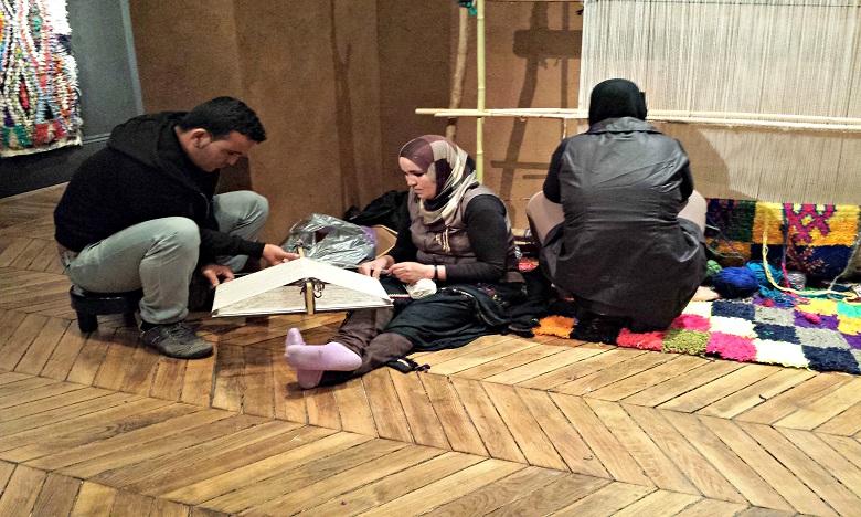 La 3e édition de la Foire du tapis se profile à l'horizon