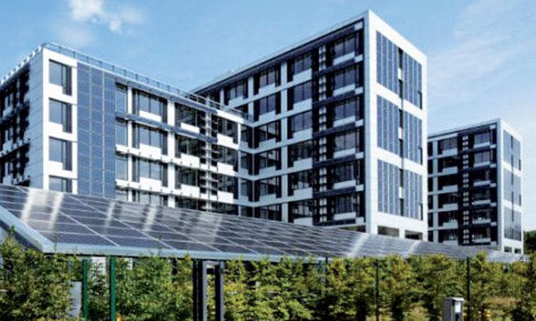 L'exemplarité des bâtiments  publics en marche