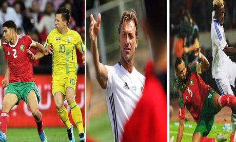 Mehdi Benatia, Achraf Hakimi et Hervé Renard nominés pour les CAF Awards