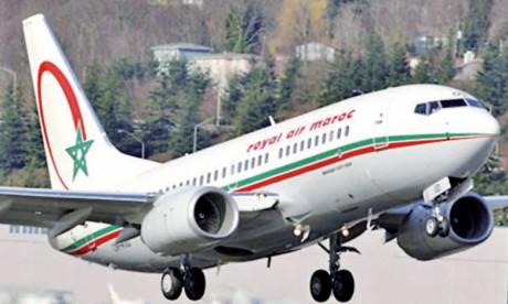 Boeing livre le premier 737 MAX à RAM