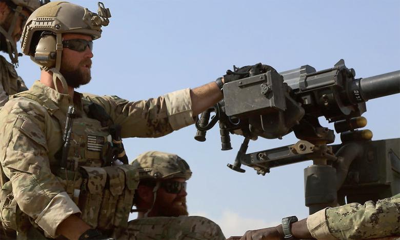 Quelque 2.000 soldats américains sont actuellement dans le nord de la Syrie, essentiellement  des forces spéciales présentes pour combattre le groupe terroriste et entraîner les forces locales dans les zones reprises aux jihadistes.                                                                                                                                   Ph. AFP