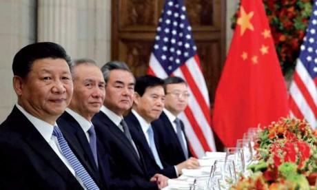 Trêve commerciale entre la Chine et les États-Unis  en clôture d'un G20 conflictuel