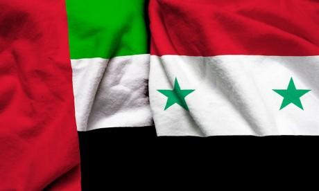 Les Emirats rouvrent leur ambassade à Damas, fermée depuis sept ans