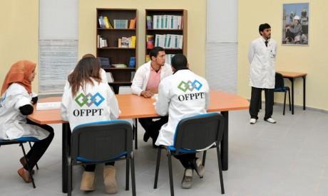 Formation professionnelle  : Quel est le taux d'employabilité des lauréats ?