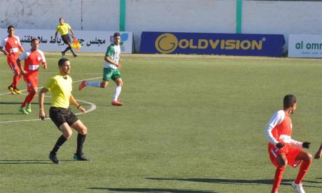 Le Stade marocain conserve son  fauteuil de leader