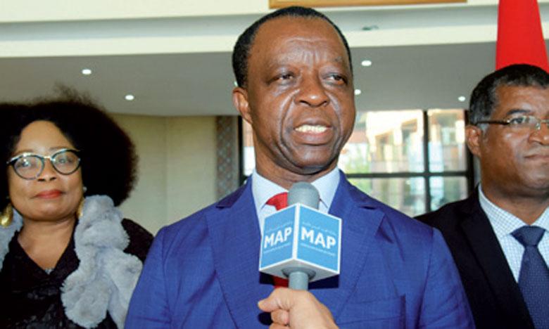 Le président du Parlement panafricain salue l'engagement constant de S.M. le Roi en faveur de la coopération Sud-Sud
