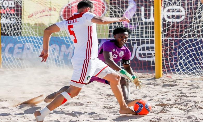 Le Maroc quitte la compétition sur une lourde défaite face au Sénégal