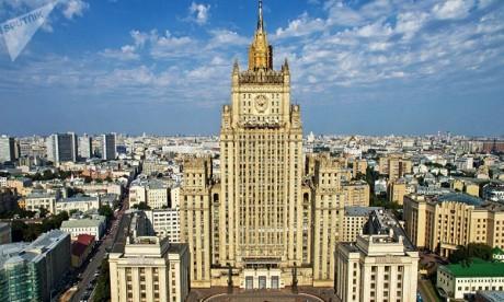 Célébration à Moscou de la Journée de l'expatrié arabe