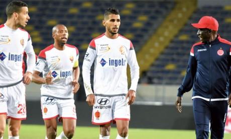 11e point en 5 matchs pour Moussa N'daw