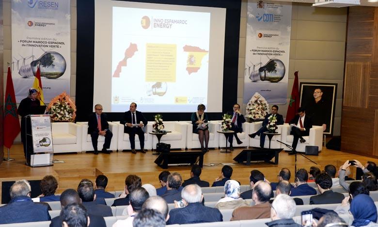 L'Iresen lance «Inno EspaMaroc Energy»
