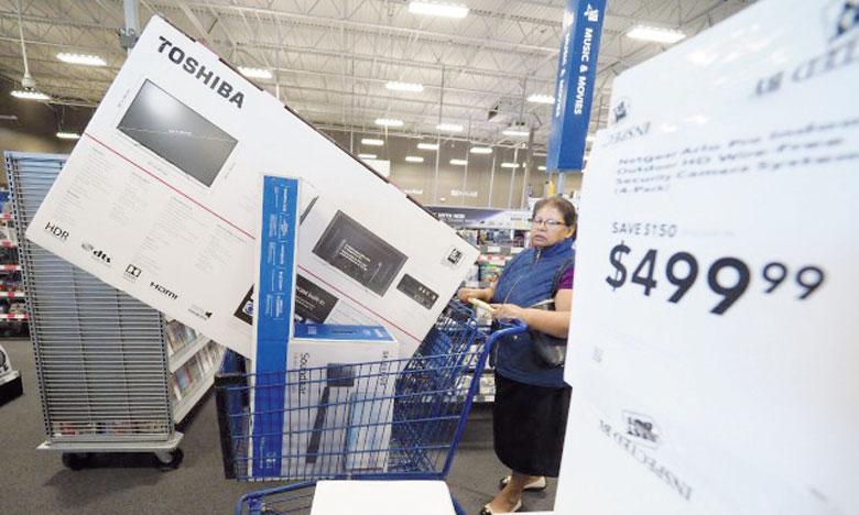 La confiance des consommateurs à  un plus bas de cinq mois en décembre