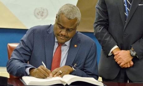 L'Union africaine déploie une mission d'observation électorale