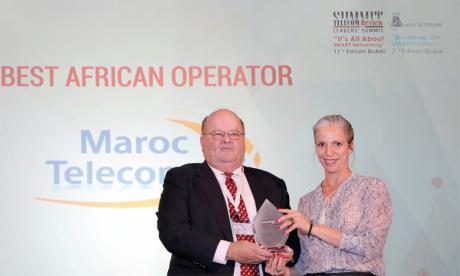 Maroc Telecom élu «Meilleur opérateur africain»
