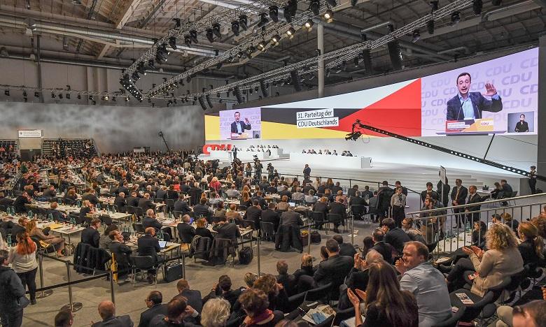 CDU : qui pour succéder à Angela Merkel ?