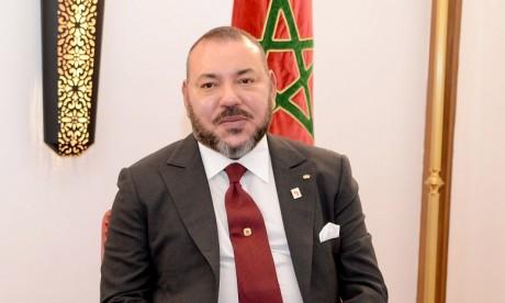 S.M. le Roi reçoit M. Mohamed Bachir Rachdi et le nomme président de l'Instance nationale de la probité, de la prévention et de la lutte contre la Corruption