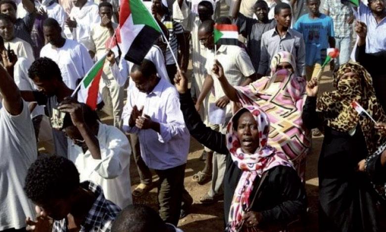 Khartoum sous haute sécurité avant une marche vers la présidence